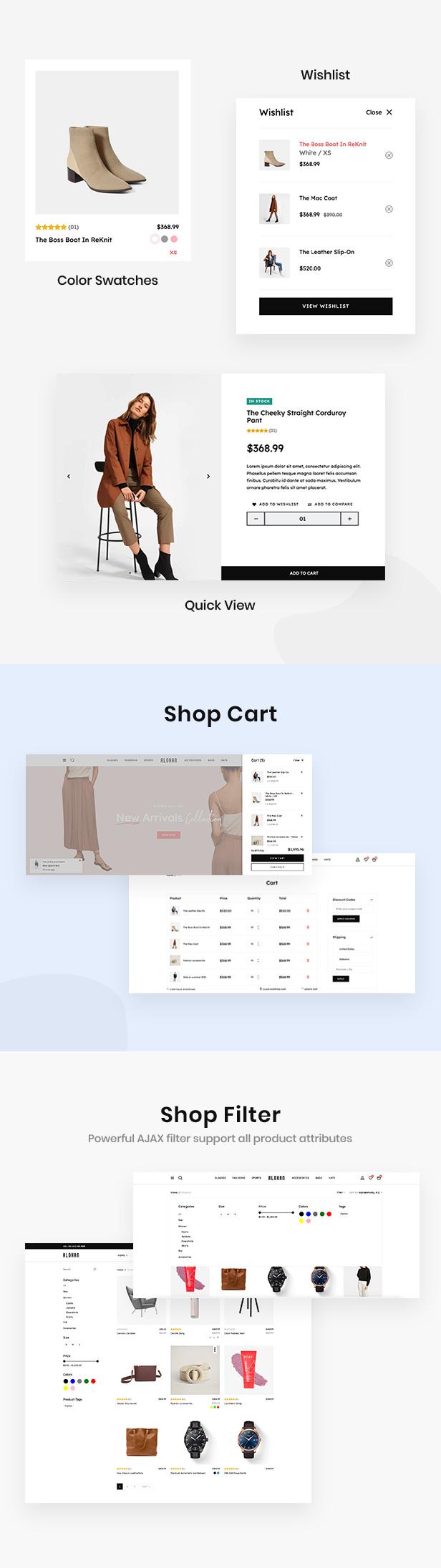 Alohan - Fashion Shopify Theme - 3