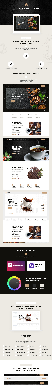 Cafenod - Cafe & Coffee Shop WordPress Theme - 1