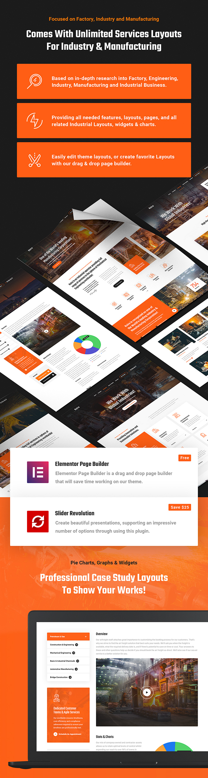 Koira - Industry and Manufacturing WordPress Theme - 3