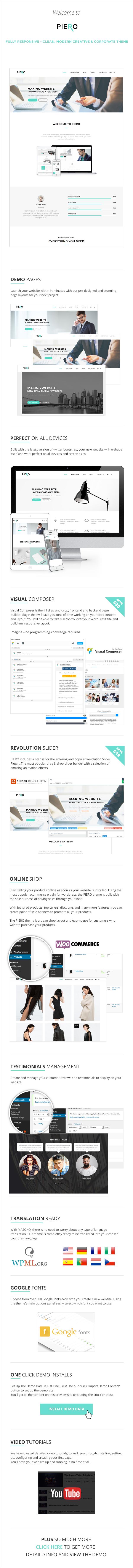 Piero | Clean, Modern, Multi-Purpose WordPress Theme-3
