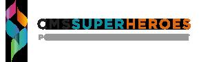 Logo cmssuperheroes
