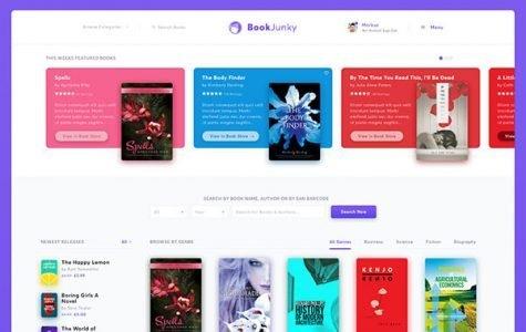 BookJunky | WooCommerce Book Store for WordPress